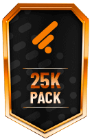 Image showing the 25k Pack banner of FUT Galaxy